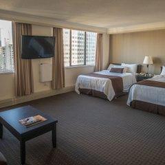 Отель Century Plaza Hotel & Spa Канада, Ванкувер - отзывы, цены и фото номеров - забронировать отель Century Plaza Hotel & Spa онлайн комната для гостей фото 3