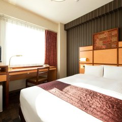 Отель Villa Fontaine Nihombashi Hakozaki Токио комната для гостей фото 2