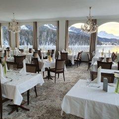 Отель Waldhaus am See Швейцария, Санкт-Мориц - отзывы, цены и фото номеров - забронировать отель Waldhaus am See онлайн помещение для мероприятий