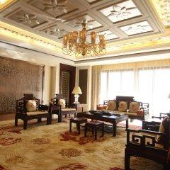 Отель Tang Dynasty West Market Hotel Xian Китай, Сиань - отзывы, цены и фото номеров - забронировать отель Tang Dynasty West Market Hotel Xian онлайн интерьер отеля