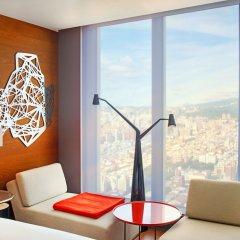 Отель W Taipei Тайвань, Тайбэй - отзывы, цены и фото номеров - забронировать отель W Taipei онлайн комната для гостей фото 5