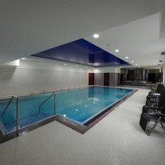 Отель Spa Hotel Diana Чехия, Франтишкови-Лазне - отзывы, цены и фото номеров - забронировать отель Spa Hotel Diana онлайн бассейн фото 2