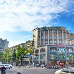 Отель Magnotel Chengdu Taikoo Li Dong Feng Bridge фото 3