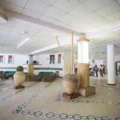 Отель Fontane Bianche Beach Club Фонтане-Бьянке интерьер отеля