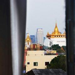 Hanu Hostel балкон