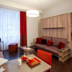 Отель Aparthotel Adagio Brussels Grand Place комната для гостей
