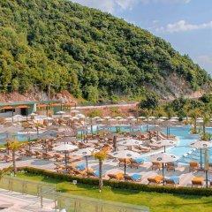 Отель Select Hill Resort Албания, Тирана - отзывы, цены и фото номеров - забронировать отель Select Hill Resort онлайн пляж