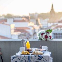 Отель Feel Porto Downtown Townhouses балкон