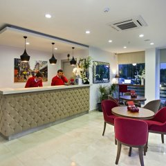 The Room Hotel & Apartments Анталья интерьер отеля