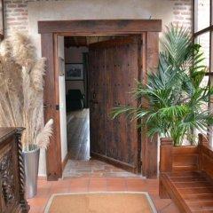 Отель Posada Real Del Pinar Посаль-де-Гальинас сауна