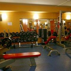 Rubin Wellness & Conference Hotel фитнесс-зал