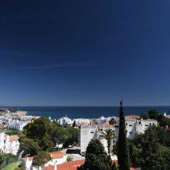 Отель Albufeira Jardim Apartments Португалия, Албуфейра - 1 отзыв об отеле, цены и фото номеров - забронировать отель Albufeira Jardim Apartments онлайн приотельная территория