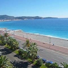 Отель Copacabana Promenade des Anglais пляж фото 2