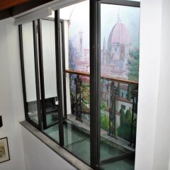Отель Sleep Florence балкон