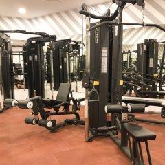 D'Qua Hotel фитнесс-зал фото 3