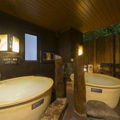 Отель Dormy Inn Tokyo-Hatchobori Natural Hot Spring ванная фото 2