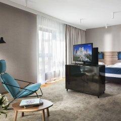 Отель Sadova Польша, Гданьск - отзывы, цены и фото номеров - забронировать отель Sadova онлайн комната для гостей фото 3