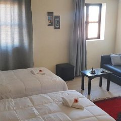 Отель Al Baraka des Loisirs Марокко, Уарзазат - отзывы, цены и фото номеров - забронировать отель Al Baraka des Loisirs онлайн комната для гостей фото 3