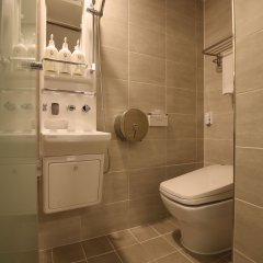 Отель Philstay Myeongdong Южная Корея, Сеул - отзывы, цены и фото номеров - забронировать отель Philstay Myeongdong онлайн ванная фото 2