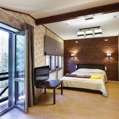 Гостиница Лесная Рапсодия комната для гостей
