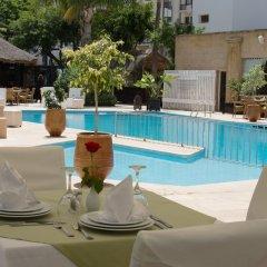 Отель El Oumnia Puerto Марокко, Танжер - отзывы, цены и фото номеров - забронировать отель El Oumnia Puerto онлайн питание фото 3