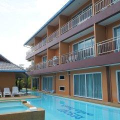 Отель Lanta Fevrier Resort с домашними животными