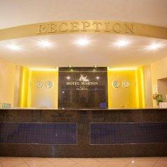 Отель Мартон Олимпик Калининград интерьер отеля