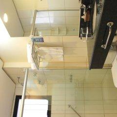 Отель Comfort Inn & Suites Ribeirão Preto Бразилия, Рибейран-Прету - отзывы, цены и фото номеров - забронировать отель Comfort Inn & Suites Ribeirão Preto онлайн ванная