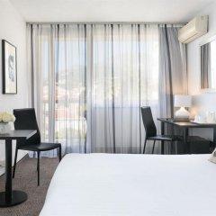 Quality Hotel Menton Méditerranée комната для гостей