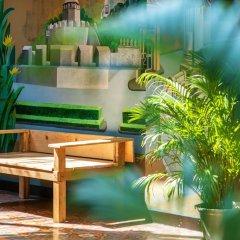 Отель Sawasdee Bangkok Inn бассейн фото 2