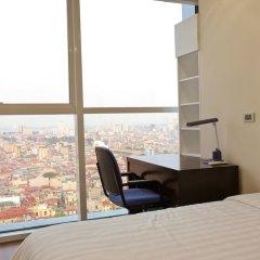 Апартаменты CTM Serviced Apartment балкон