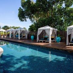Отель Wave бассейн фото 3