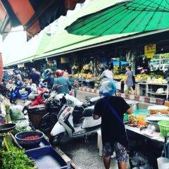 Grandpa's Hostel Bangkok Бангкок спортивное сооружение