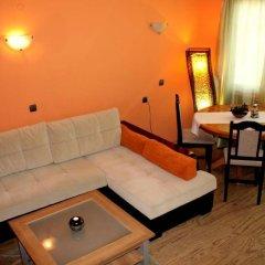 Отель Familien Pension Meeresstern комната для гостей