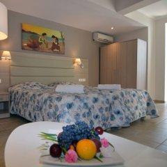 Отель Belvedere Корфу комната для гостей
