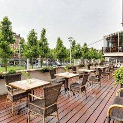Отель NH Amsterdam Caransa Нидерланды, Амстердам - 1 отзыв об отеле, цены и фото номеров - забронировать отель NH Amsterdam Caransa онлайн питание