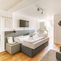 Отель StayS Apartments Германия, Нюрнберг - отзывы, цены и фото номеров - забронировать отель StayS Apartments онлайн комната для гостей фото 4