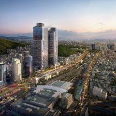 Отель Four Points By Sheraton Seoul, Namsan фото 9