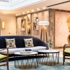 Отель Renaissance Paris Vendome Hotel Франция, Париж - отзывы, цены и фото номеров - забронировать отель Renaissance Paris Vendome Hotel онлайн интерьер отеля