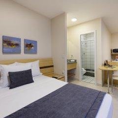 Отель Bourbon Vitoria Hotel (Residence) Бразилия, Витория - отзывы, цены и фото номеров - забронировать отель Bourbon Vitoria Hotel (Residence) онлайн комната для гостей фото 2