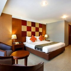 D Varee Diva Bally Sukhumvit Hotel Бангкок комната для гостей фото 5
