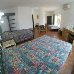 Отель Mar de Cortez Мексика, Кабо-Сан-Лукас - отзывы, цены и фото номеров - забронировать отель Mar de Cortez онлайн комната для гостей фото 3
