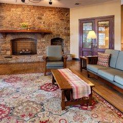 Отель Quality Inn США, Радфорд - отзывы, цены и фото номеров - забронировать отель Quality Inn онлайн интерьер отеля фото 2