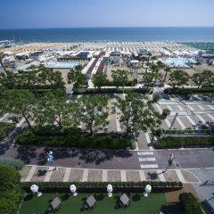 Hotel Mon Cheri пляж