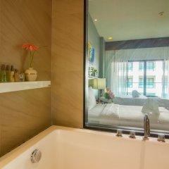 Отель Woraburi The Ritz Паттайя ванная фото 2