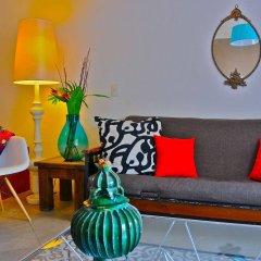 Hotel Petit Mercedes Puerto Vallarta комната для гостей фото 5