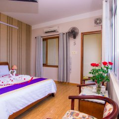 Hoan Hai Hotel комната для гостей