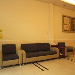 Отель Hoang Hotel Вьетнам, Хошимин - отзывы, цены и фото номеров - забронировать отель Hoang Hotel онлайн интерьер отеля фото 2