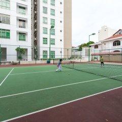 Отель Somerset Ho Chi Minh City спортивное сооружение