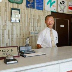 Отель Tsurumi Япония, Беппу - отзывы, цены и фото номеров - забронировать отель Tsurumi онлайн интерьер отеля фото 2